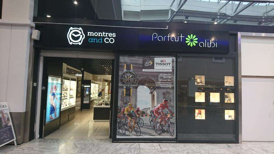 Montres and Co Roanne