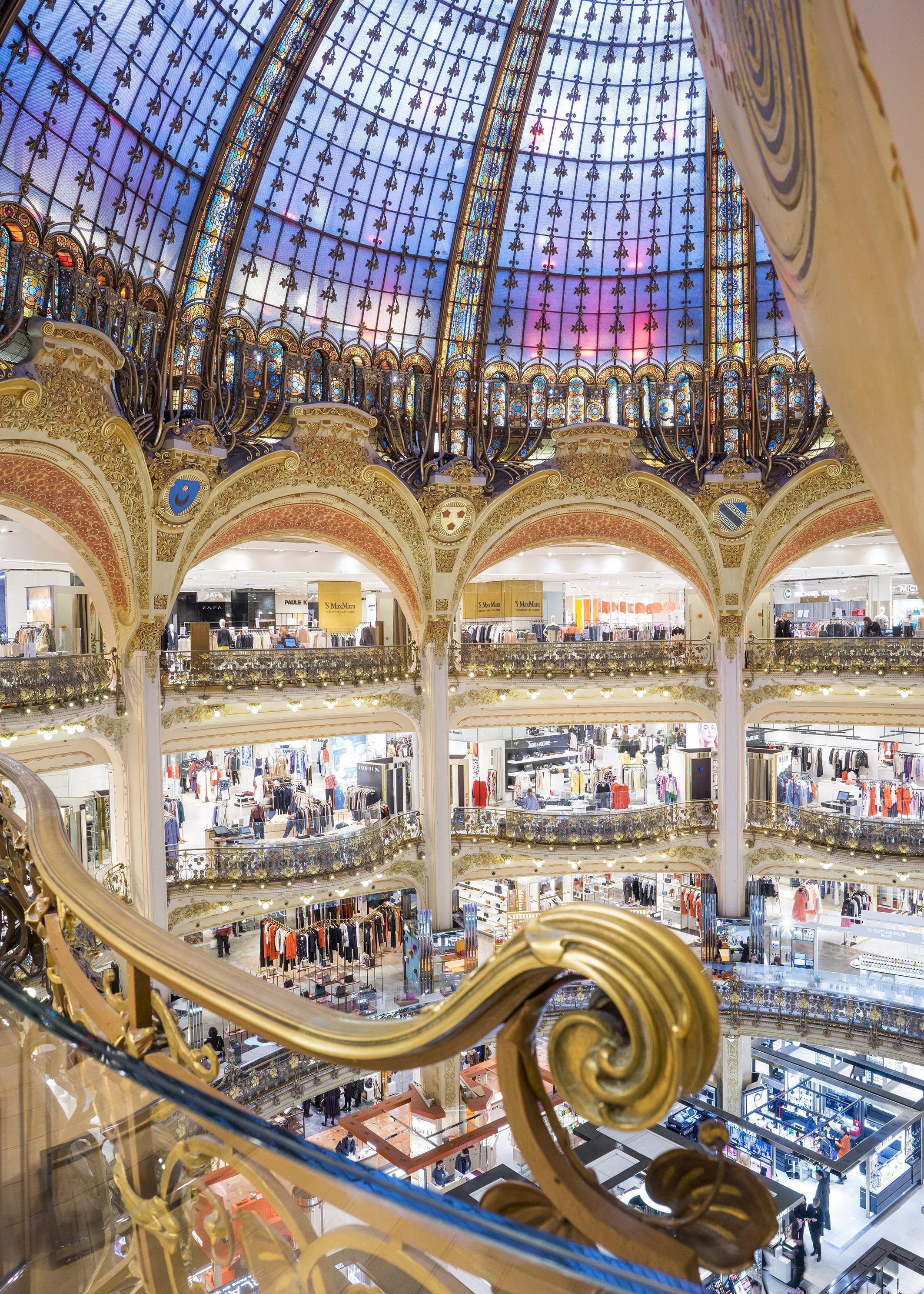 Seasonly Galeries Lafayette Paris Haussmann  Parfumerie Et ...