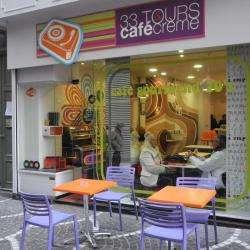 33 Tours & Cafe Creme Saint Etienne