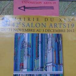 Salon Des Arts 19 Paris