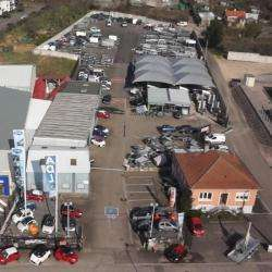 Garagiste et centre auto Ifor Williams Lorraine Remorques Distributeur exclusif - 1 -