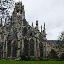 Abbatiale Saint - Ouen