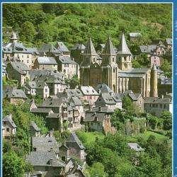Abbatiale Sainte Foy Conques En Rouergue