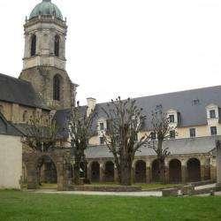 Site touristique Abbaye Saint Melaine - 1 -