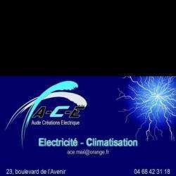 Plombier A.C.E ( aude créations électrique ) - 1 -