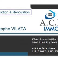 A.c.r Immo 11 Port La Nouvelle