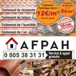 Afpah - Traitement De Charpente, Termite, Capricorne, Mérule,  Démoussage, Humidité Bordeaux