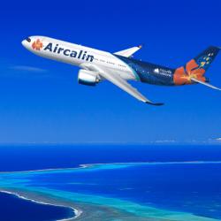 Aircalin Air Calédonie International Aci Paris