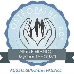 Ostéopathe Allan Pierantoni Ostéopathe D.O.F. - 1 -
