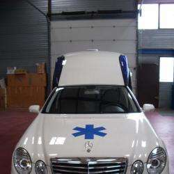 Allo Ambulances Piriou Dinan