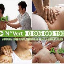 Allo Ostéopathes Rdv 7 / 7 Paris