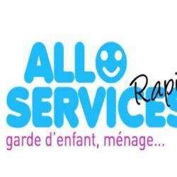 Garde d'enfant et babysitting ALLO SERVICES RAPID - 1 -