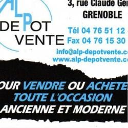 Alp Depot Vente Grenoble