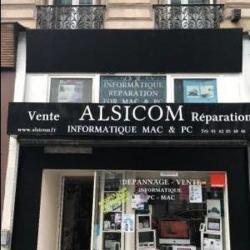 Alsicom Informatique Mac Paris