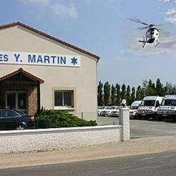 Ambulances Martin Romorantin Lanthenay