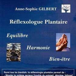 Anne-sophie Gilbert - Réflexologie Plantaire Angers
