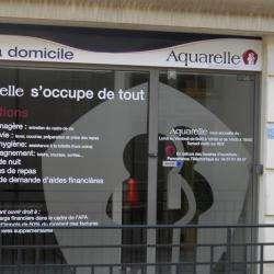 Aide aux personnes agées ou handicapées  Aquarelle-service Montpellier - 1 - L'agence D'aquarelle Vous Accueille Venez Nous Rendre Visite !  -