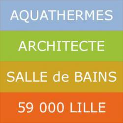 Salle de bain AQUATHERMES - 1 - Aquathermes Salle De Bains à Lille -