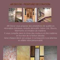 Peinture De Décoration Ar Decor Paris