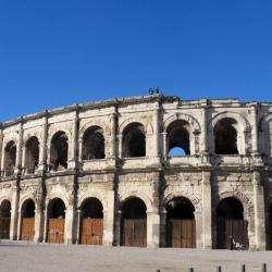 Arènes De Nîmes Nîmes