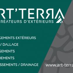 Entreprises tous travaux Art'Terra - Créateurs d'extérieurs - 1 -