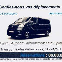 Asn Transports Bordeaux