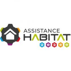 Plombier Assistance Habitat 34 - 1 - Logo Assistance Habitat Plombier Montpellier -