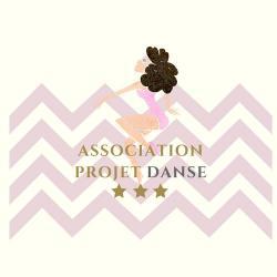 Activité pour enfant Association Projet Danse - 1 - Logo De L'association Projet Danse -