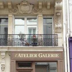 Atelier-galerie Michele Sauvalle Paris