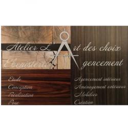 Atelier L Art Des Choix Ebenisterie Agencement Francheville