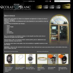 Bijoux et accessoires Atelier Nicolas Blanc - 1 -