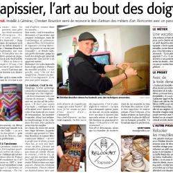 Atelier Relook'art Tapissier Sur Meubles