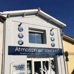 Atmosph'air Concept Carbon Blanc