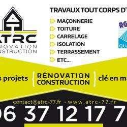 Atrc Rénovation Construction Montcourt Fromonville