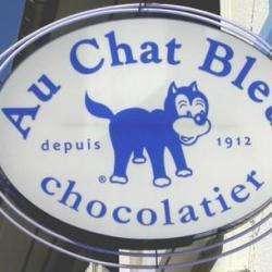 Au Chat Bleu Paris