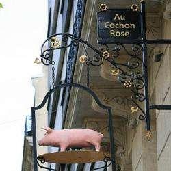 Au Cochon Rose Paris