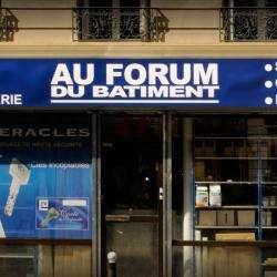 Au Forum Du Bâtiment Paris