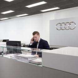 Audi Aliantis Paris Lecourbe - Paris 15 - Service Commercial Paris