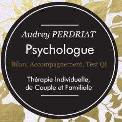 Médecin généraliste Audrey PERDRIAT - 1 -
