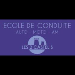 Auto-école Les 2 Castel's Castelginest