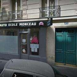 Auto Ecole Monceau Paris