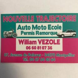 Auto Ecole Nouvelle Trajectoire Montpellier