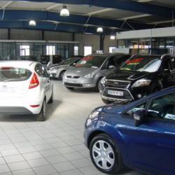 Autovale Bleu Ford Arras