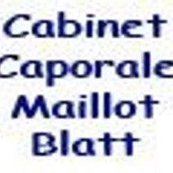 Cabinet Caporale Maillot Blatt Bordeaux