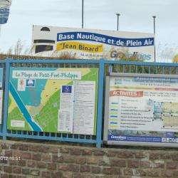 Base Nautique  Jean Binard Gravelines