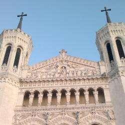 Basilique Notre - Dame De Fourvière Lyon