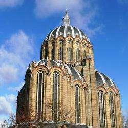 Basilique Sainte-clotilde Reims
