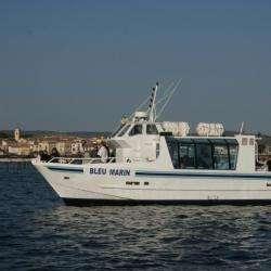 Bateau Promenade Bleu Marin Bouzigues