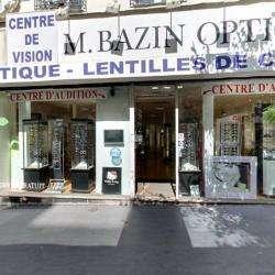 Bazin Opticien Paris