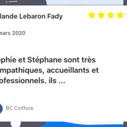 Coiffeur BC COIFFURE - 1 -